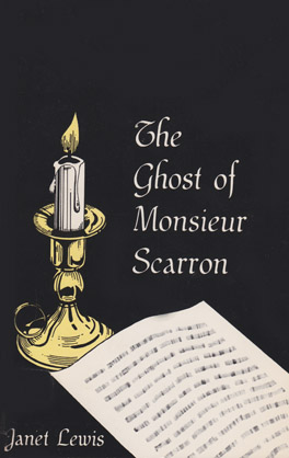 Cover of 'The Ghost of Monsieur Scarron'