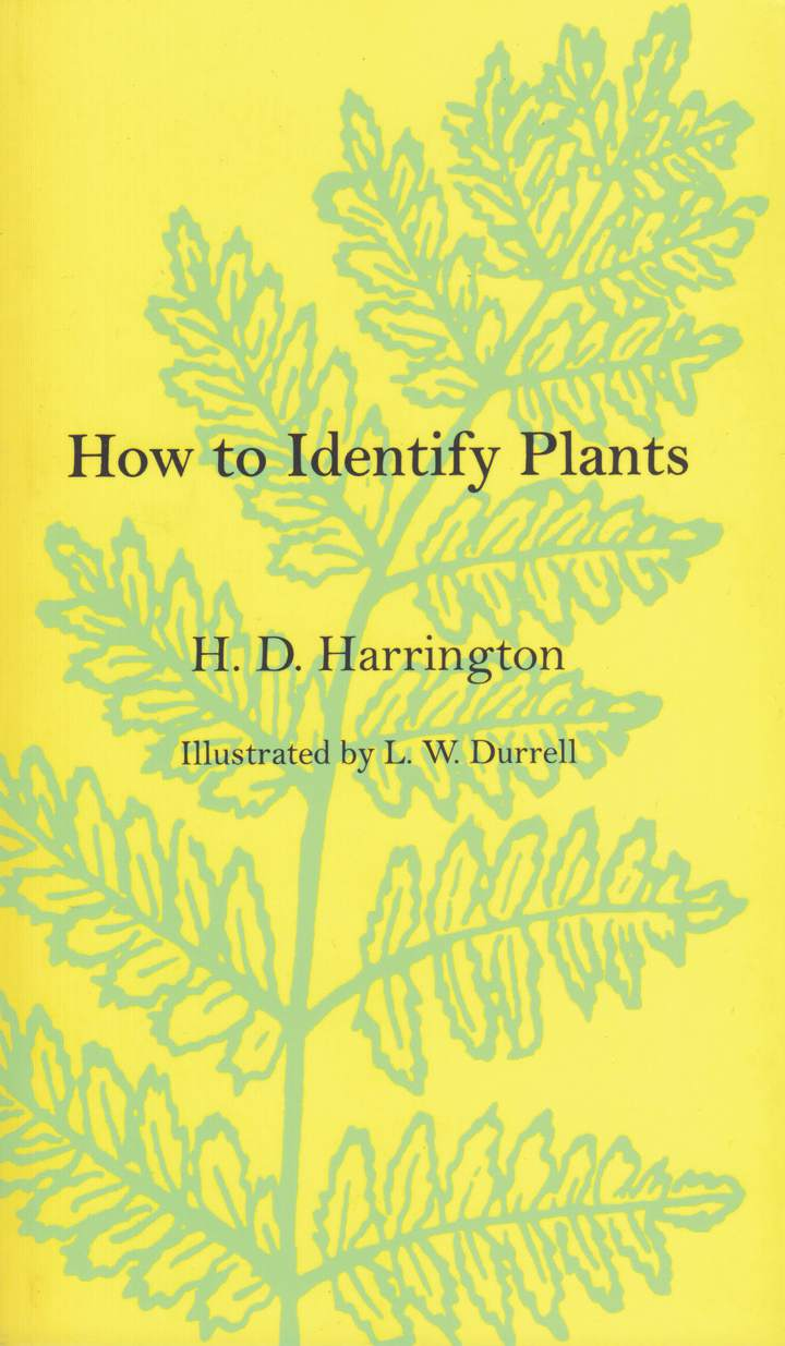 Cover of How to Identify Plants