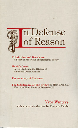 Cover of 'In Defense of Reason'