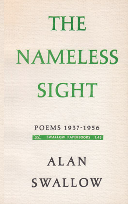 Cover of The Nameless Sight