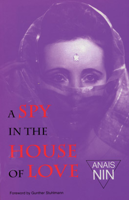Cover of 'Spy in the House of Love'