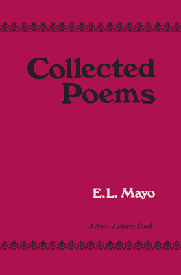 Cover of 'Collected Poems E. L. Mayo'