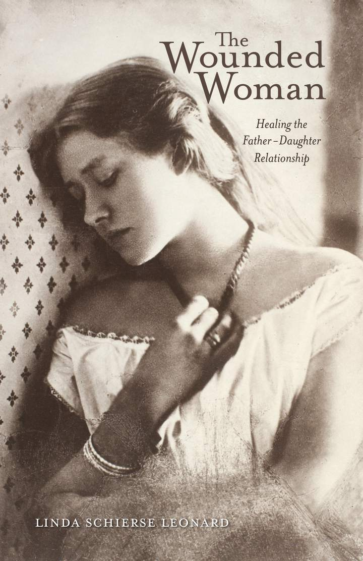 Cover of 'The Wounded Woman'