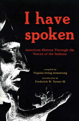 Cover of 'I Have Spoken'