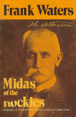 Cover of 'Midas of the Rockies'