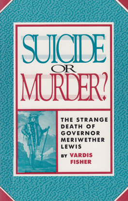 Cover of 'Suicide or Murder?'
