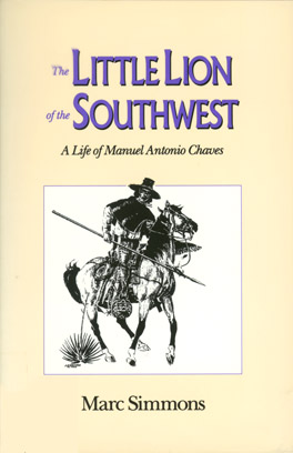 Cover of 'The Little Lion of the Southwest'