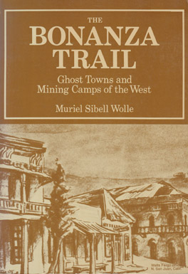 Cover of 'Bonanza Trail'