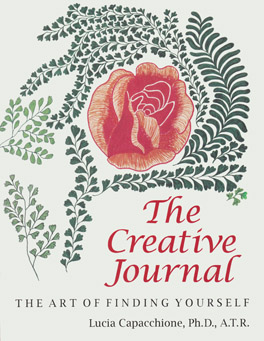 Cover of The Creative Journal
