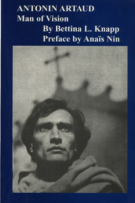 Cover of 'Antonin Artaud'
