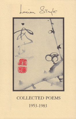 Cover of 'Collected Poems 1953–1983'