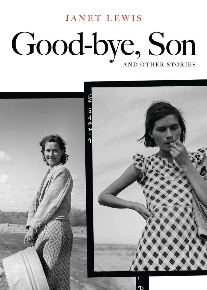 Cover of 'Good-bye, Son and Other Stories'