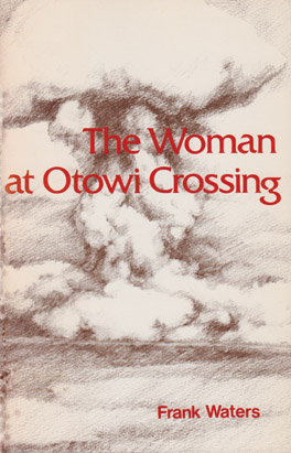 Cover of The Woman at Otowi Crossing