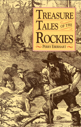 Cover of 'Treasure Tales of the Rockies'