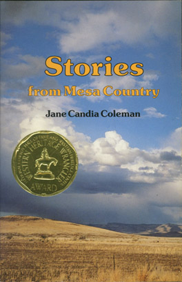 Cover of 'Stories from Mesa Country'