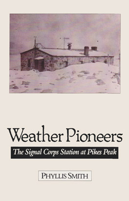 Cover of Weather Pioneers