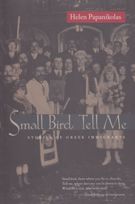 Cover of 'Small Bird, Tell Me'