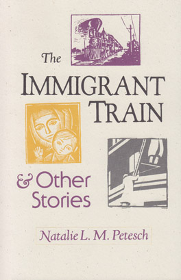 Cover of 'The Immigrant Train'