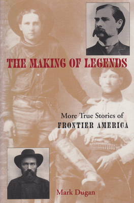 Cover of 'Making of Legends'