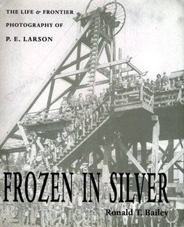 Cover of 'Frozen in Silver'