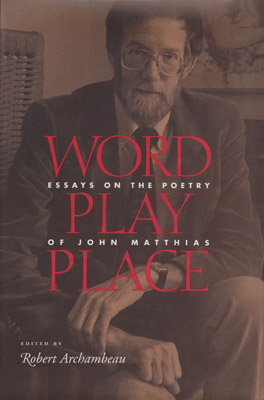 Cover of 'Word Play Place'