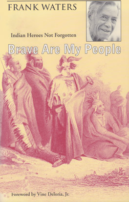 Cover of 'Brave Are My People'