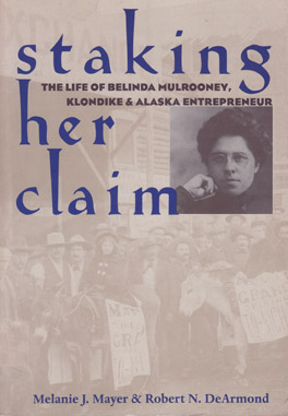 Cover of 'Staking Her Claim'
