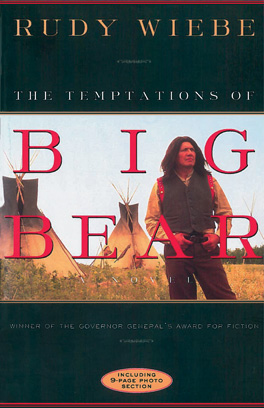 Cover of The Temptations of Big Bear
