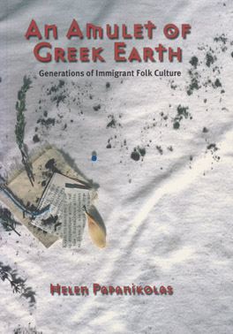 Cover of 'An  Amulet of Greek Earth'