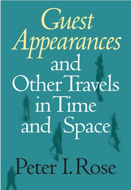 Cover of 'Guest Appearances and Other Travels in Time and Space'