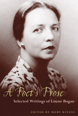 Cover of A Poet's Prose