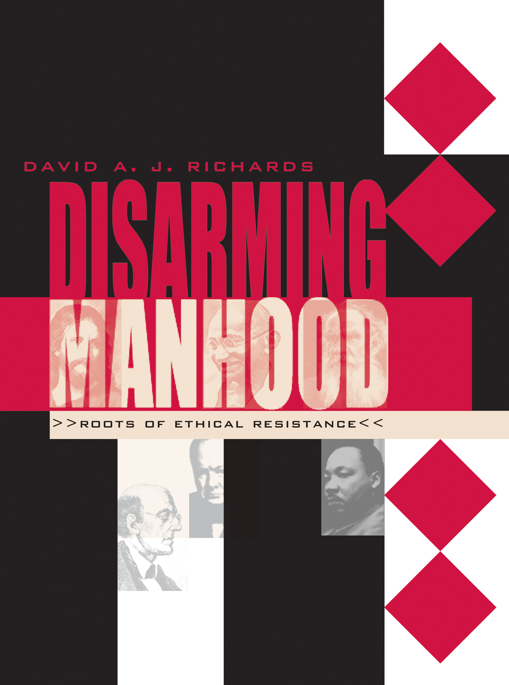 Cover of 'Disarming Manhood'