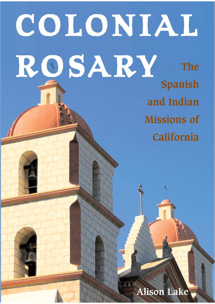 Cover of 'Colonial Rosary'