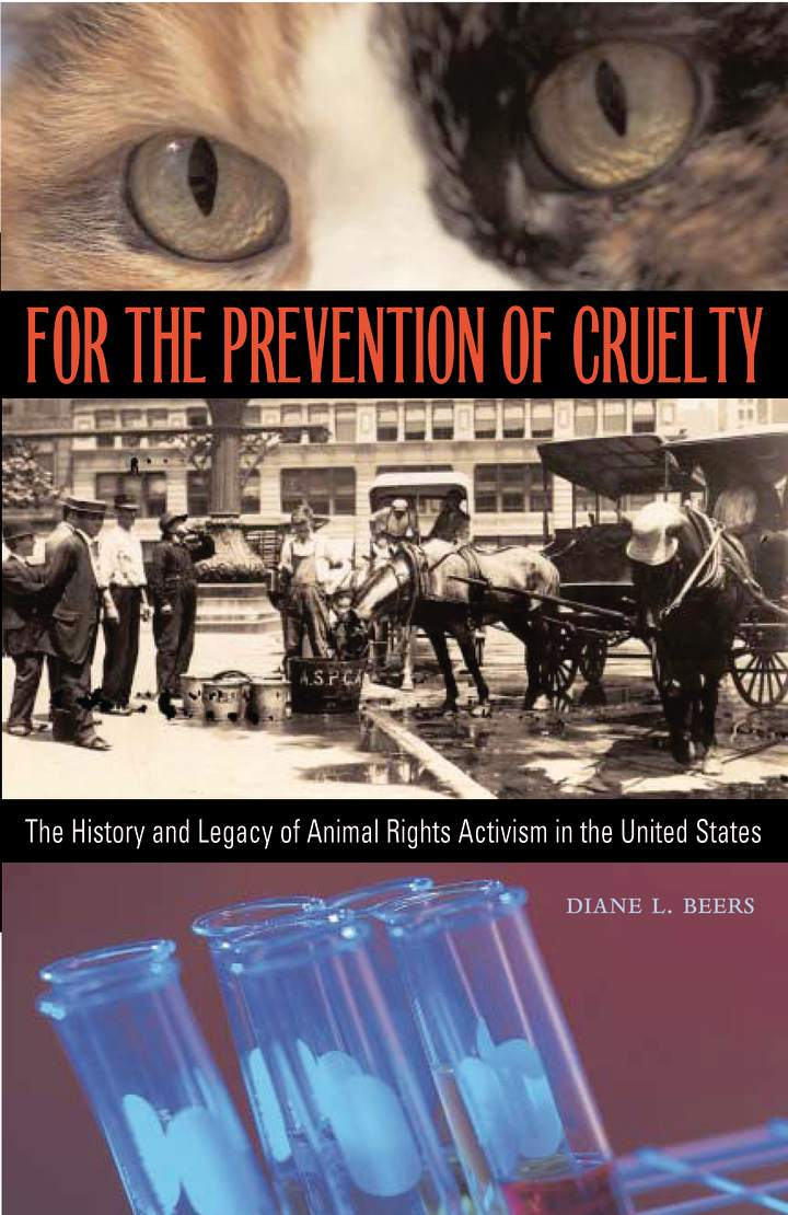 Cover of 'For the Prevention of Cruelty'