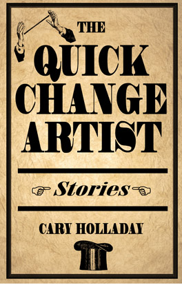 Cover of 'The Quick-Change Artist'