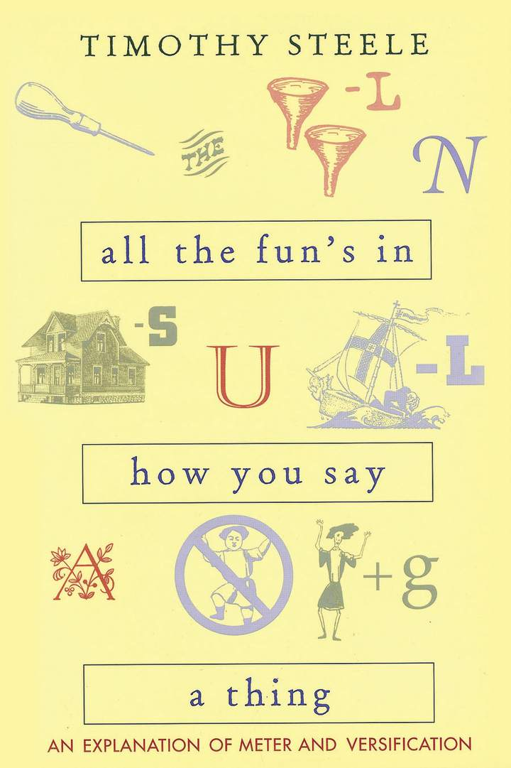 Cover of 'All the Fun's in How You Say a Thing'
