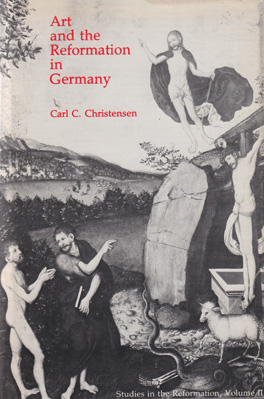 Cover of 'Art and the Reformation in Germany'
