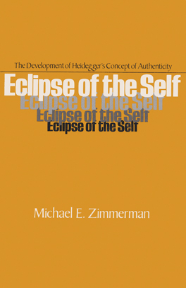 Cover of 'Eclipse of the Self'