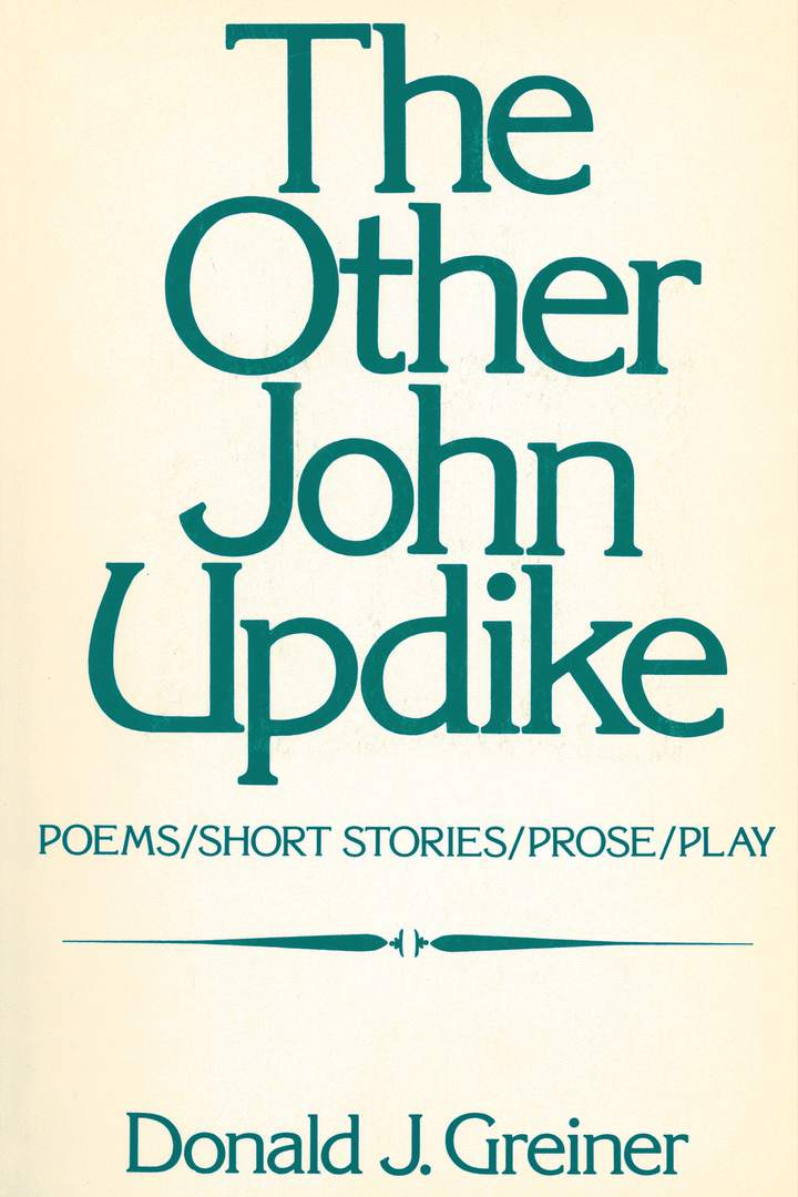 Cover of The Other John Updike