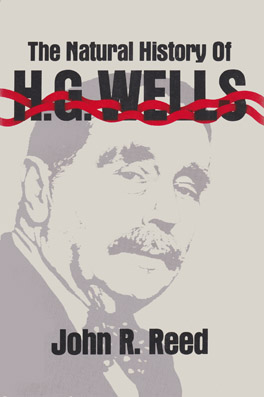 Cover of 'The Natural History of H. G. Wells'