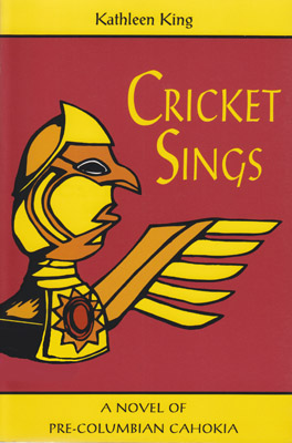 Cover of 'Cricket Sings'