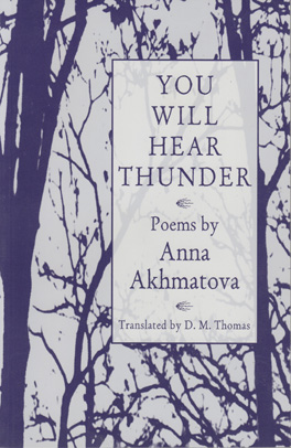 Cover of 'You Will Hear Thunder'