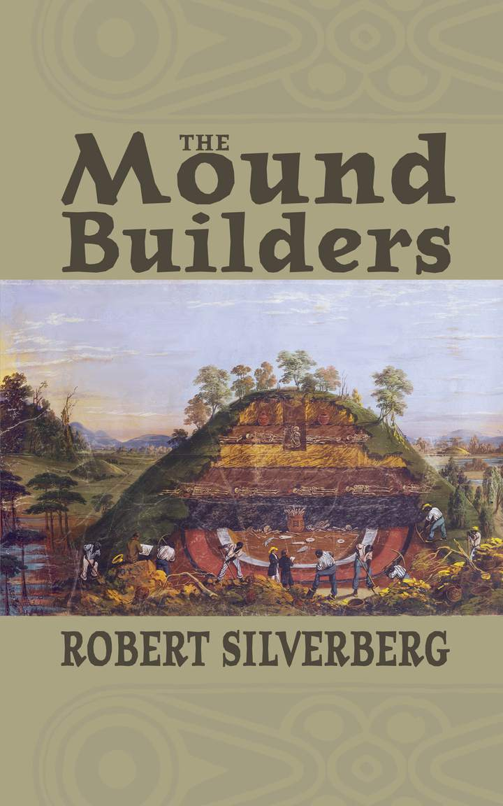 Cover of 'The Mound Builders'