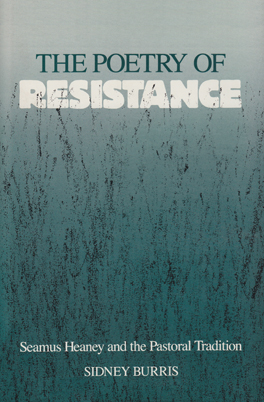 Cover of 'The  Poetry of Resistance'