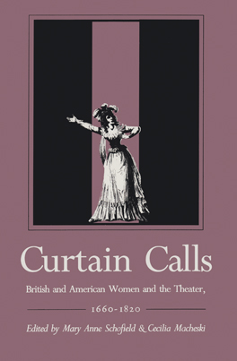 Cover of 'Curtain Calls'