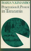 Cover of 'Penetration and Protest in Tanzania'
