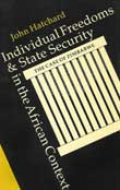 Cover of 'Individual Freedoms and State Security in the African Context'