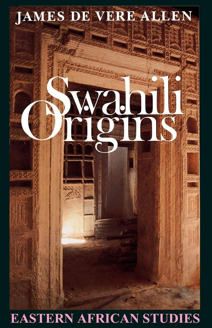 Cover of Swahili Origins
