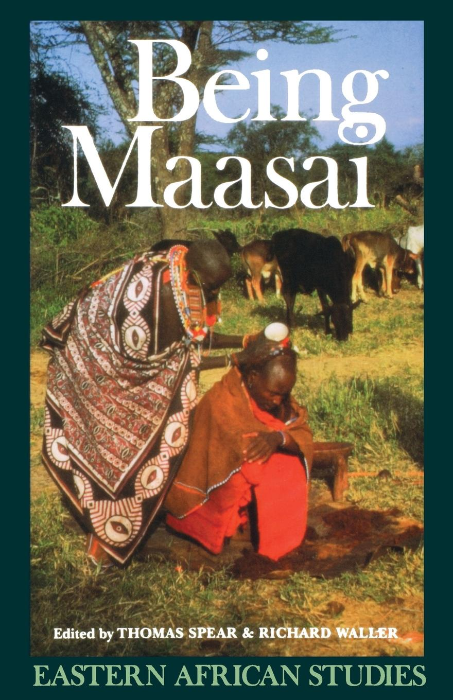 Cover of Being Maasai