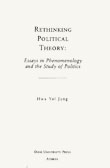 Cover of 'Rethinking Political Theory'